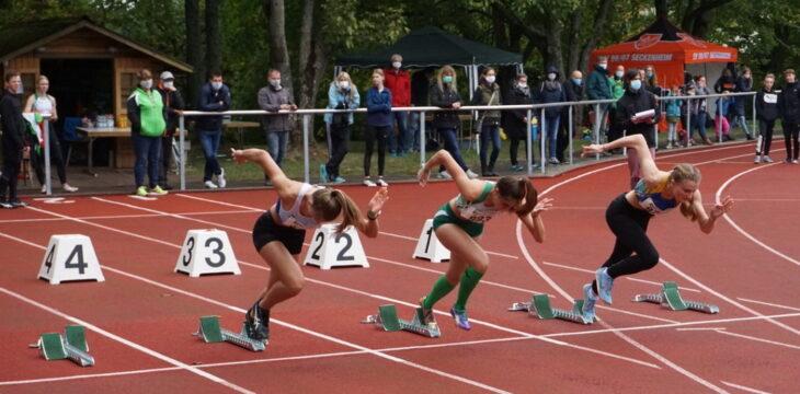 Kreiseinzelmeisterschaften in Helmsheim 10.10.2020